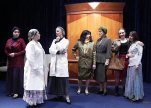 The Cultural Theatre Art Series At B'nai Torah Presents MIKVEH By Hadar Galron