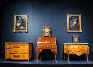 New Furniture Exhibition Opens At The David Roche Foundation