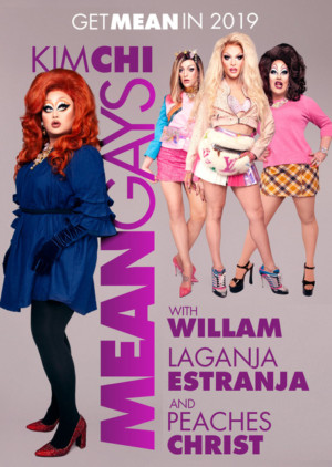 World Premiere Tour of MEAN GAYS Comes to The Montalbon Theatre in Hollywood