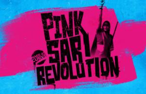PINK SARI REVOLUTION Will Make Indian Premiere