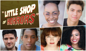 New Village Arts Will Present LITTLE SHOP OF HORRORS