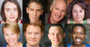 Casting Announced For Shattered Globe's HANNAH AND MARTIN