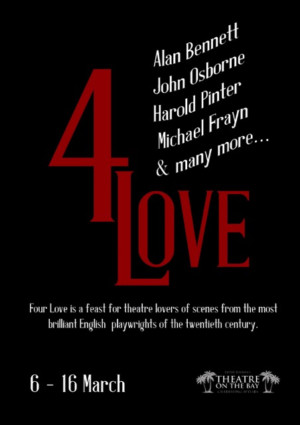 4 LOVE Comes To Theatre On The Bay