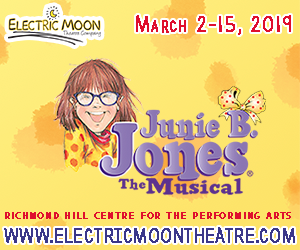 Electric Moon Theatre Co Presents Junie B. Jones The Musical
