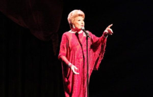 Marilyn Maye Returns To The Iridium For A Special Four-Day Engagement