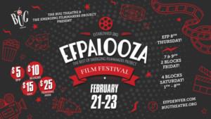 EFPalooza 2019 Is Almost Here: Celebrate Local Film In Denver