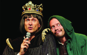 HORRIBLE HISTORIES: BARMY BRITAIN – PART FOUR! Returns To The West End