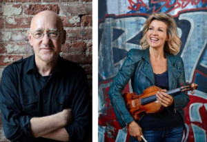 Sebastian Currier's GHOST TRIO To Be Premiered By Anne-Sophie Mutter At Carnegie Hall