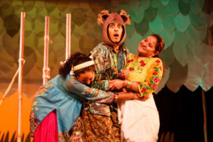 THREE SAT UNDER THE BANYAN TREE Comes To Tara Theatre