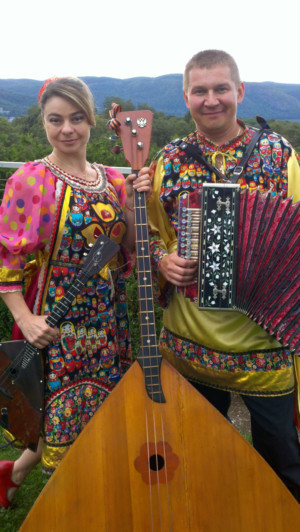 Artist Series Concerts Presents Russian Folk Music And Dance At Michael's On East