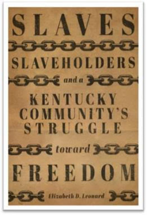 New Book Chronicles Story of Former Slave and Owner