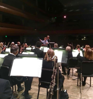 Grand Rapids Symphony Holds Annual Fifth Grade Concert For An Audience Of One.