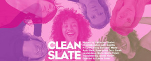 Talisman Theatre Production PresentsCLEAN SLATE