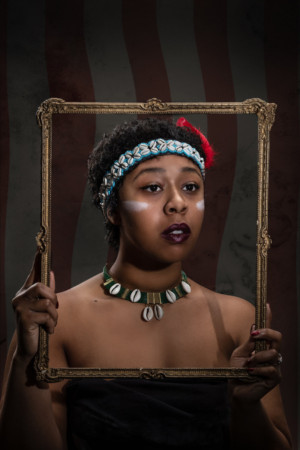 Theatre And Dance At Wayne Offers The Fateful And Stirring Story Of The 'Hottentot Venus'