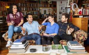 Matt William's New Comedy ACTUALLY, WE'RE F**KED Comes to Cherry Lane