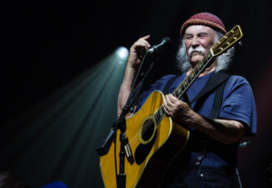 David Crosby And The Weight Band Head to King Center