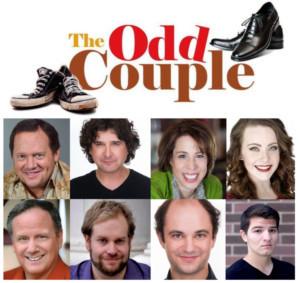 Parker Arts Presents Neil Simon's THE ODD COUPLE