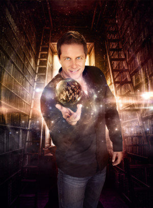 Magician Mike Super comes to The Ridgefield Playhouse