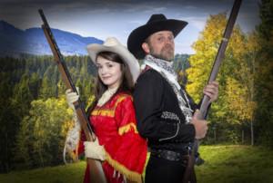 ANNIE GET YOUR GUN Fires Off At Artisan Center Theater