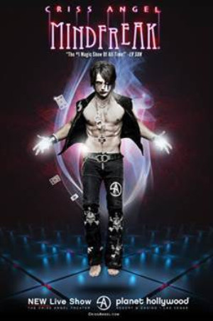 Criss Angel's MINDFREAK Awarded 'The Greatest Of All Time' By Vanish Magic Magazine