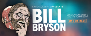 Bill Bryson Comes to Australia and New Zealand