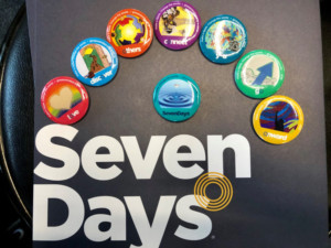Special Reception Announced For SevenDays Kindness Art Exhibit At Plaza Library
