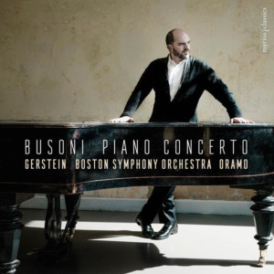 Boston Symphony Orchestra's Live Recording Of Busoni Piano Concerto To Be Released By Myrios Classic