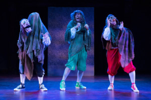 The Reduced Shakespeare Company Comes The The Broad Stage