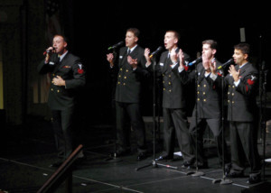 City Of Richardson And The Eisemann Center Present US Navy Band Sea