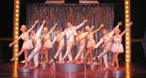 42ND STREET Opens At Beef & Boards On April 4