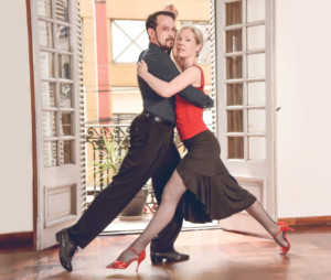 Argentine Tango Boot Camp Kicks Up In Milford