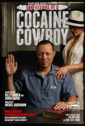 Award-Winning Actor Yancey Arias Stars In Miami New Drama's: CONFESSIONS OF A COCAINE COWBOY