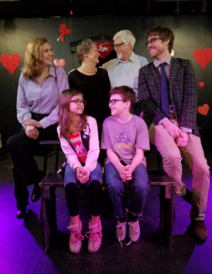 The Breakthrough Theatre of Winter Park Presents A CRAZY LITTLE THING CALLED LOVE