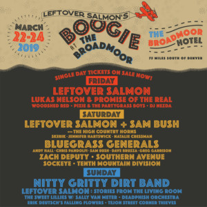 Leftover Salmon's Boogie At The Broadmoor Reveals Music Schedule, Activities And More!