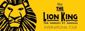 Disney's THE LION KING Premieres In Bangkok September 2019