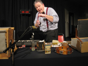 East Lynne Theater Company Presents SHERLOCK HOLMES' ADVENTURE OF THE SPECKLED BAND