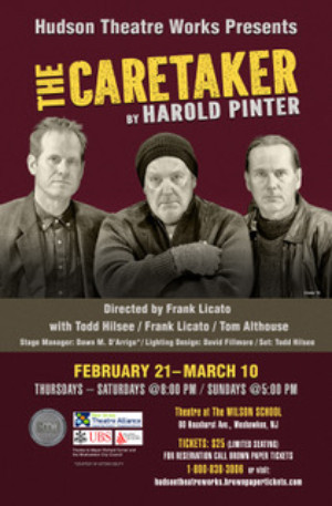 New Jersey Theatre Alliance's Stages Festival Presents THE CARETAKER