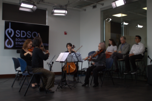 Compositions By SD Youth To Be Performed By Musicians Of SDSO