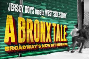A BRONX TALE To Make Its D.C. Debut At The National Theatre