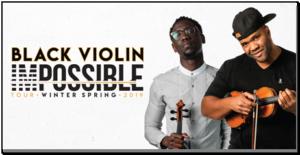 Black Violin Brings Impossible Tour To Cincinnati Music Hall