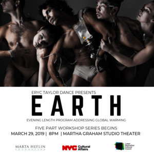 Five Emerging Choreographers Contribute To Contemporary Dance Program On Global Warming