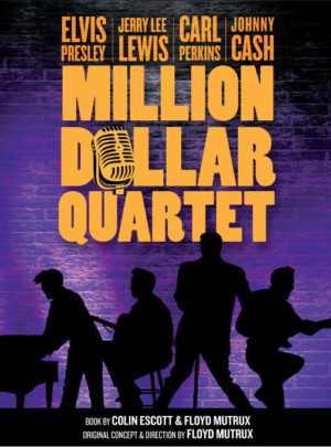 MILLION DOLLAR QUARTET Opens At Florida Rep March 22nd