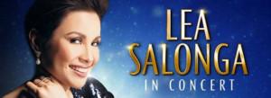 Lea Salonga To Tour Brisbane, Sydney and Melbourne In November 2019