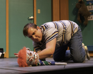 Sierra Stages' Production Of HAND TO GOD At The Nevada Theatre In Nevada City Extends