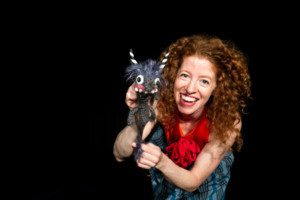 The Ballard Institute And Museum Of Puppetry Presents GO HOME TINY MONSTER