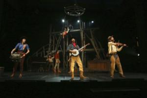 Cirque Eloize's SALOON Announced At The Soraya