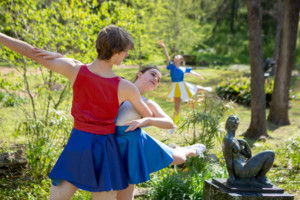 Performa/Dance Presents CONFECTIONS Dance Delights at the UMLAUF Sculpture Garden