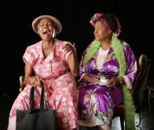 Dixon Place Presents GLORY! By Nan-Lynn Nelson