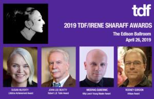 Susan Hilferty,John Lee Beatty, and More Among TDF Irene Sharaff Awardees