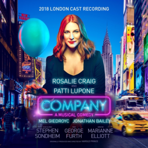 Physical Cast Recording Of West End COMPANY Drops Today